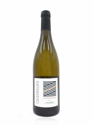 Bottle shot of Les Magnarelles, White Wine made by Domaine Les Caizergues