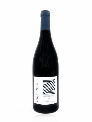 Bottle shot of Les Tisserands, Wine made by Domaine Les Caizergues